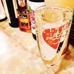 ワインと日本酒、時々シェリー - スパークリングワイン!!