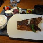 61493533 - 鯖の新和食味噌煮込 グースファットバターと生姜風味