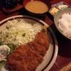 おおぎ - 料理写真:とんかつ定食