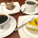 しまうま珈琲 - 料理写真: