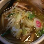 61494663 - 野菜つけ麺(中) ¥880 のつけ汁