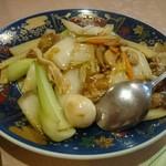 中国日隆園 - 八宝菜(食べ飲み放題)
