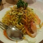 中国日隆園 - ラーメンサラダ(食べ飲み放題)