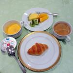 調布クレストンホテル - 朝食ビュッフェ1,480円