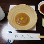 松葉寿司 - お寿司のセットのぶり大根