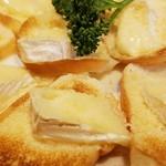 萬月 - カマンベールチーズ焼き 2017.1