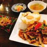 アジアン食堂グリドルズ -