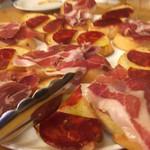 トラットリア ラ マルゲリータ - 料理写真: