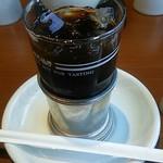 珈琲家あさぬま - アイスコーヒー