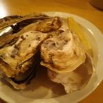 山バスク - 糸島産ミルク牡蠣