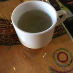 バンチャガル - セットのスープ。スパイシー