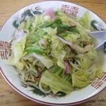 まさき - 料理写真:ちゃんぽん@650