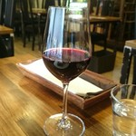 洋風料理店TANAKA - ワインの図