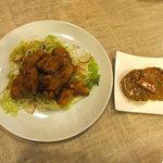 尚天然 - 大豆肉のとり唐揚げ