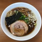 ななまる - 料理写真:中華そば    750円