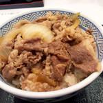 吉野家 - 牛丼並380円