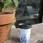 カンダコーヒー - ドリップコーヒー320円
