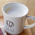 NOZY COFFEE - ホットミルク