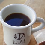 NOZY COFFEE - ホットコーヒー