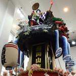 61503053 - もりおか歴史文化館:盛岡の山車