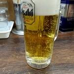 吟太 - 生ビール