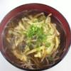 とも味 - 料理写真:天ぷらそば