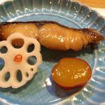きん田 - (2014年9月)サワラ西京漬け