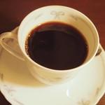 珈琲おーるど - ホットコーヒー