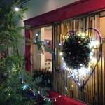 trentotto - クリスマスのライトアップ