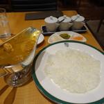 Manna - 純印度式カリーアップ