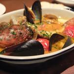 オランジェ - ホウボウと魚介のブイヤベース