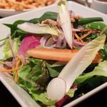 オランジェ - ガーデンサラダ