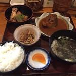61510015 - さば味噌定食@780円