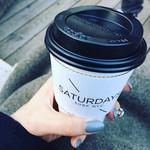 サタデーズ ニューヨークシティ トウキョウ - ホットコーヒー