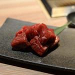 焼肉 稲田 - ドライエイジングビーフ