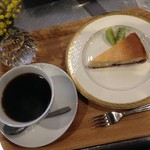 cafe.miel - デザートセットは100円引き