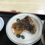 三忠食堂 - そば餅?