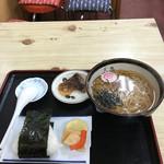 三忠食堂 - 津軽そば、おにぎり