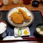 とんかつ和 - ヒレエビ定食