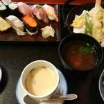 亀寿し - 料理写真: