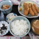 キッチン食堂 城山 - 料理写真: