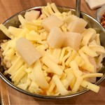 紋 - モチチーズ