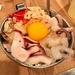 紋 - 海鮮玉