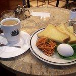 横濱珈琲店 五番街 - さわやかブレックファースト