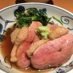 甚九郎 - 鴨の治部煮