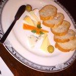 アンバランス - チーズの盛合せ