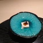 割烹 武田 - ふぐの煮こごり