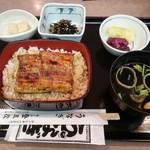 登三松 - サービス定食(限定)1,350円
