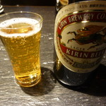 居酒屋 つのふり - 瓶ビール