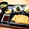 あさひ食堂 - 料理写真:2016年10月 とんかつ【900円】